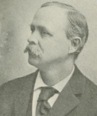 Photo of Rep. Horace Snover [R-MI7, 1895-1899]