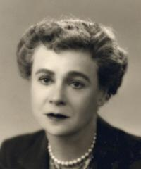 Photo of Rep. Katharine St. George [R-NY27, 1963-1964]