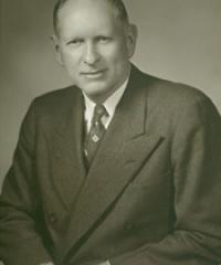 Photo of Rep. Thomas Stanley [D-VA5, 1946-1954]
