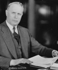 Photo of Sen. Frederick Steiwer [R-OR, 1927-1938]