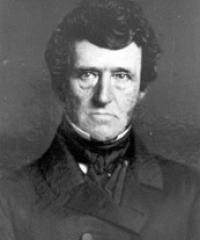 Photo of Sen. Robert Stockton [D-NJ, 1851-1853]