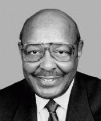 Photo of Rep. Louis Stokes [D-OH11, 1993-1998]