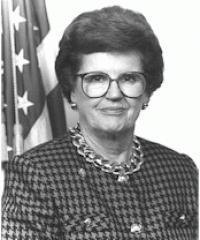 Photo of Rep. Barbara Vucanovich [R-NV2, 1983-1996]