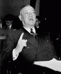 Photo of Sen. Robert Wagner [D-NY, 1927-1949]