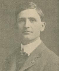 Photo of Rep. Benjamin Welty [D-OH4, 1917-1921]