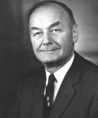 Photo of Sen. John Williams [R-DE, 1947-1970]
