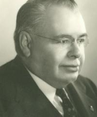 Photo of Rep. Jesse Wolcott [R-MI7, 1931-1956]