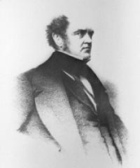 Photo of Sen. Levi Woodbury [D-NH, 1841-1845]