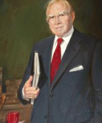 Photo of Rep. James Wright [D-TX12, 1955-1989]