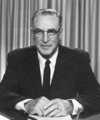 Photo of Sen. Milton Young [R-ND, 1945-1980]