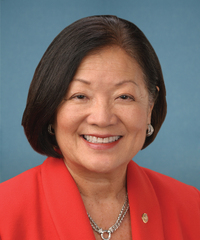 Photo of sponsor Mazie Hirono