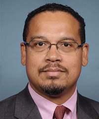 Photo of sponsor Keith Ellison