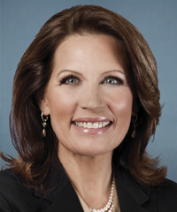 Photo of sponsor Michele Bachmann