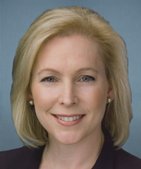Photo of sponsor Kirsten Gillibrand