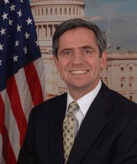 Photo of sponsor Joe Sestak