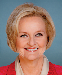 Photo of Sen. Claire McCaskill [D-MO, 2007-2018]