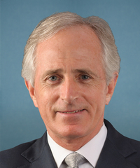 Photo of sponsor Bob Corker