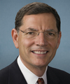 Portrait of John Barrasso