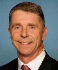 Photo of sponsor Robert Wittman