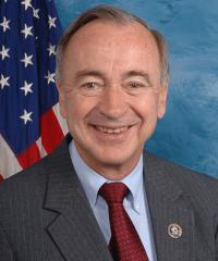 Photo of Rep. Walter Minnick [D-ID1, 2009-2010]