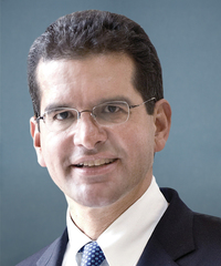 Photo of sponsor Pedro Pierluisi