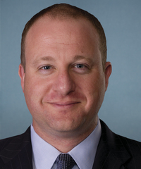 Photo of sponsor Jared Polis