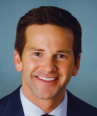 Photo of sponsor Aaron Schock