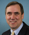 Portrait of Jeff Merkley