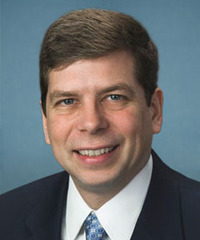 Photo of Sen. Mark Begich [D-AK, 2009-2014]