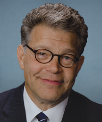 "Photo of sponsor Alan ""Al"" Franken"