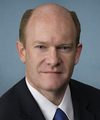 Portrait of Chris Coons