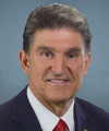 Photo of sponsor Joe Manchin III