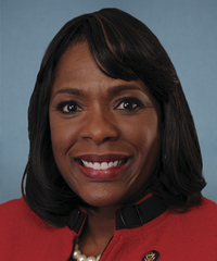 Photo of sponsor Terri Sewell