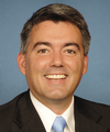 Portrait of Cory Gardner