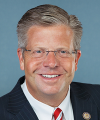 Photo of sponsor Randy Hultgren
