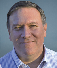 Photo of sponsor Mike Pompeo