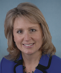 Photo of Rep. Renee Ellmers [R-NC2, 2011-2016]