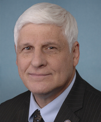 Photo of sponsor Bob Gibbs