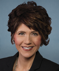 Photo of sponsor Kristi Noem