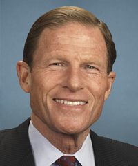Photo of sponsor Richard Blumenthal