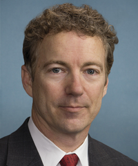 Photo of sponsor Rand Paul