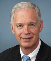 Photo of sponsor Ron Johnson
