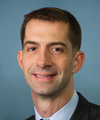 Portrait of Tom Cotton