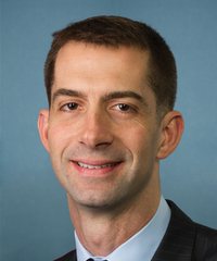 Photo of sponsor Tom Cotton