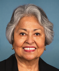 Photo of sponsor Gloria Negrete McLeod