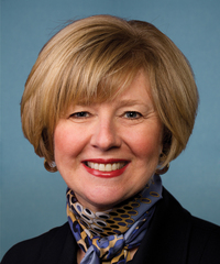 Photo of sponsor Susan Brooks