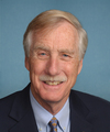 Portrait of Angus King