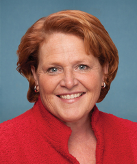 Photo of sponsor Heidi Heitkamp