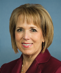 Photo of sponsor Michelle Lujan Grisham
