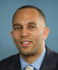 Photo of sponsor Hakeem Jeffries